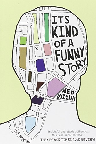libro it's kind of a funny story - nuevo