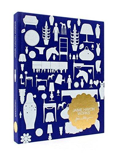 libro jaime hayon works - nuevo