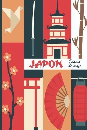 libro : japon diario de viaje. travel journal. cuaderno e...