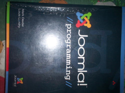 libro joomla programming book mark dexter louis landry