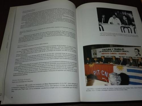 libro josé d'elia. constructor de unidad. rodriguez/visconti