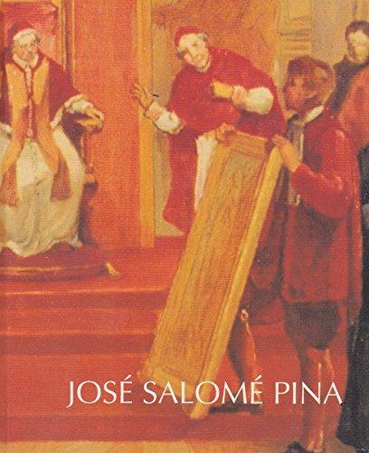 libro josé salomé pina. la solidez de un alma pictórica
