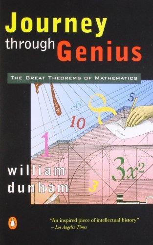 libro journey through genius: the great theorems of mathemat