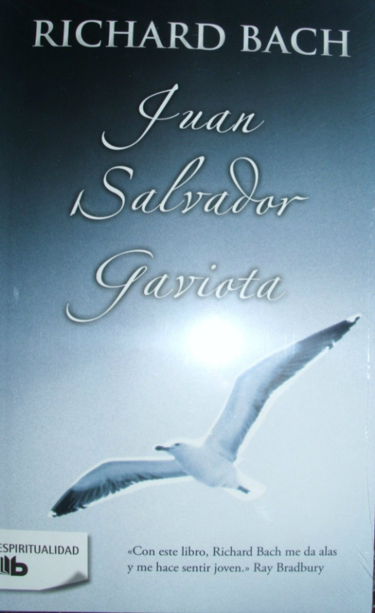 Libro Juan Salvador Gaviota - Richard Bach (envío Gratis