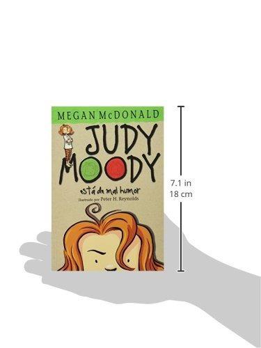 libro judy mood está de mal humor - nuevo