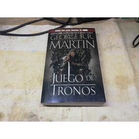 Libro Juego De Tronos Canción De Hielo Y Fuego Vol 1