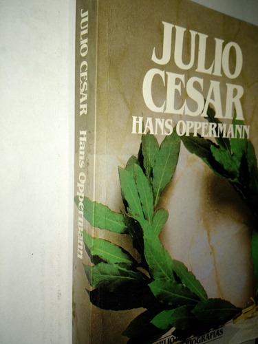 libro julio cesar hans opperman