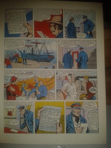 libro julio verne aventuras del capitan hatteras  comics