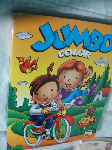 libro jumbo color , año 2003
