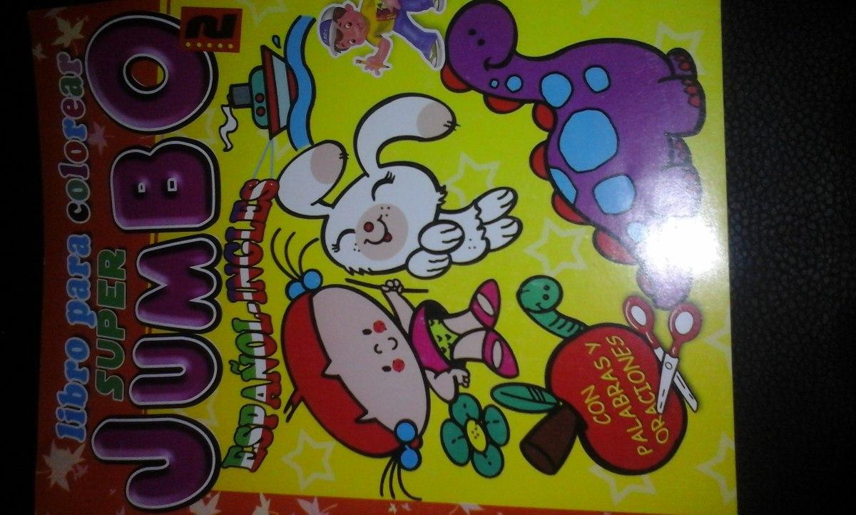 Bonito Jumbo Para Colorear Festooning - Dibujos Para Colorear En ...