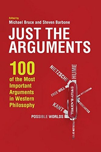 libro just the arguments: 100 of the most important argument