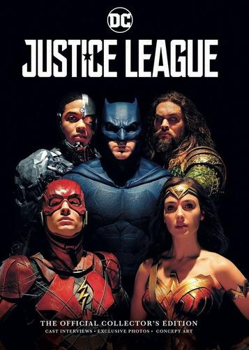 libro: justice league official collector's edition ...