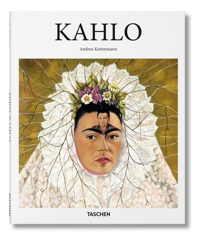 libro kahlo (frida) tapa dura con sobrecubierta