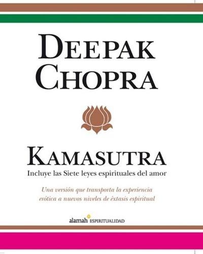 libro, kamasutra de deepak chopra.