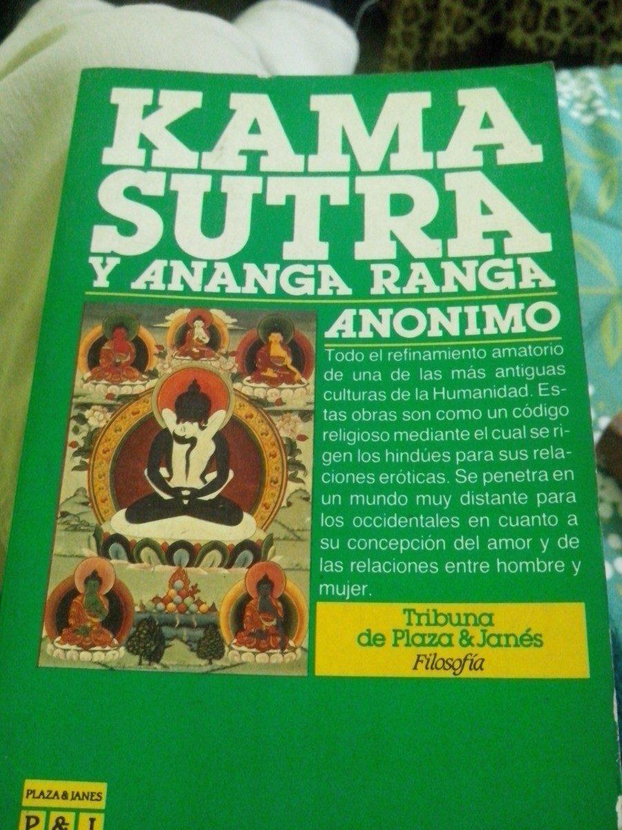 Libro kamasutra y ananga ranga original cargando zoom