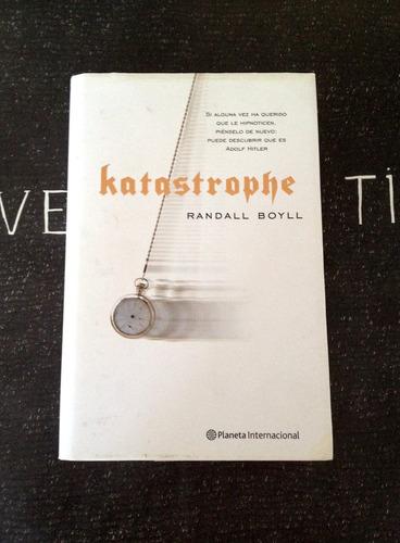 libro katastrophe. randall boyll (tapa dura). u12