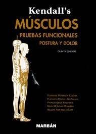 libro: kendall´s musculos pruebas funcionales postura... pdf
