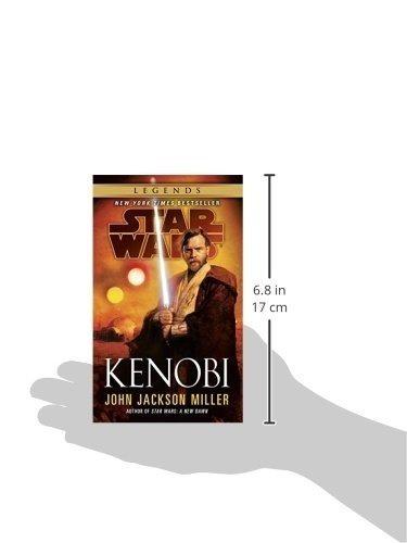 libro kenobi - nuevo