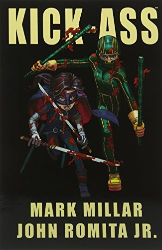 libro kick-ass box set - nuevo