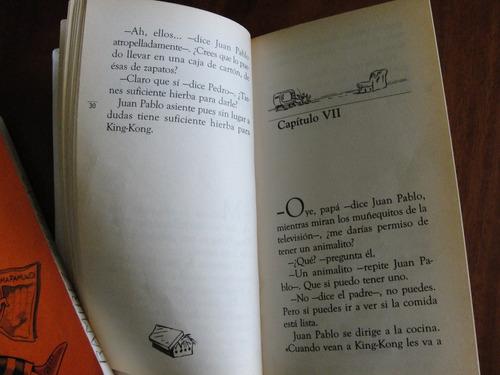 libro king-kong, mi mascota secreta