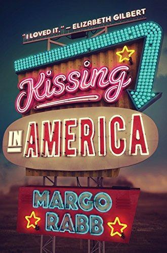 libro kissing in america - nuevo