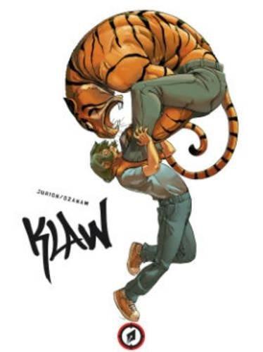 libro klaw: the first cycle - nuevo
