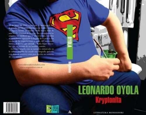 Resultado de imagen para kryptonita leo oyola