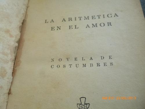 libro la aritmetica del amor tomo 1 y 2  alberto bles (221