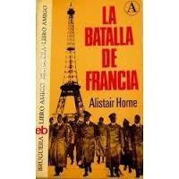 libro la batalla de francia