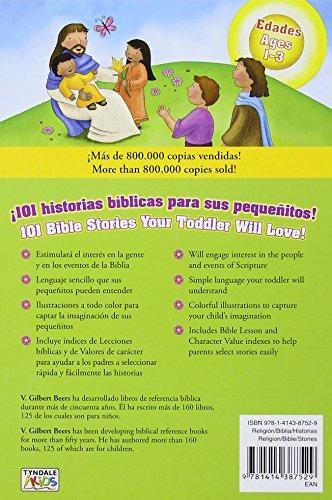 libro la biblia de los pequeñitos / the toddler's bible