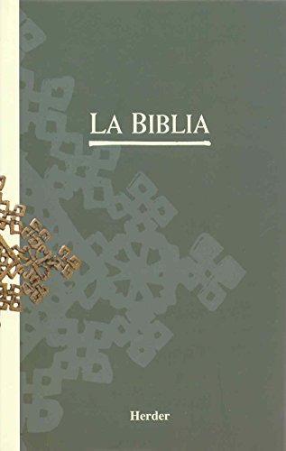 libro la biblia - nuevo