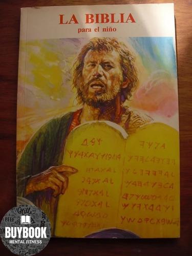 libro la biblia para el niño ediciones paulinas religion