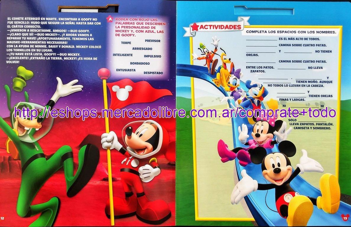 Libro La Casa De Mickey Mouse Maxi Cuentos De Colores - $ 999,00 en ...