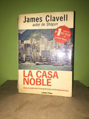 libro, la casa noble de james clavell, tomo 2.