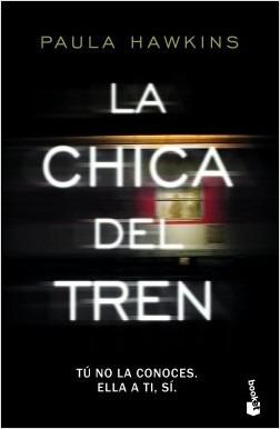 libro la chica del tren en español - original / diverti