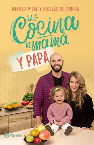 libro la cocina de mamá y papa nuevo y original planeta
