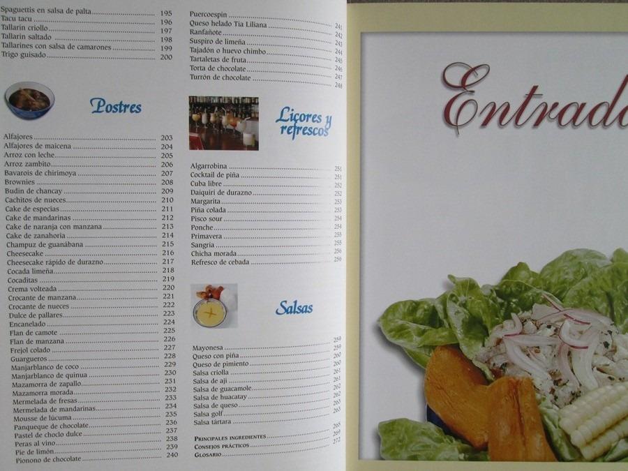 Libro la cocina peruana paso a paso lexus en for Cocina paso a paso pdf