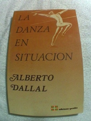 libro la danza en situacion (baile, coreografias, obras)