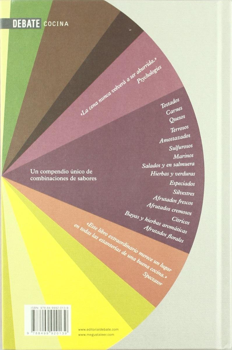 LA ENCYCLOPEDIA DE LOS SABORES PDF