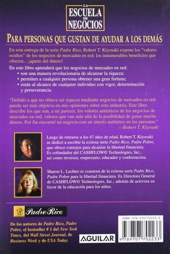 libro, la escuela de negocios robert kiyosaki 100% original.