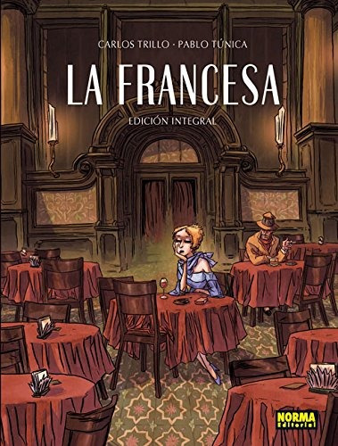 libro la francesa - nuevo
