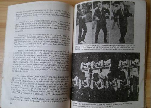libro la guerra de los goles
