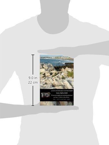 libro la guia completa para la camara sony a6000 (edicion -