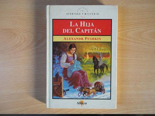 libro la hija del capitán - alexander pushkin altaya cc