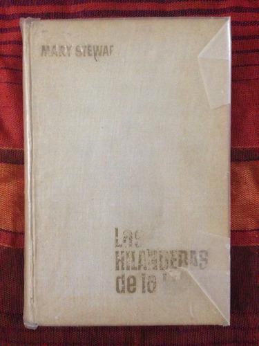 libro: la hilanderas de la luna. autor: mary stewart