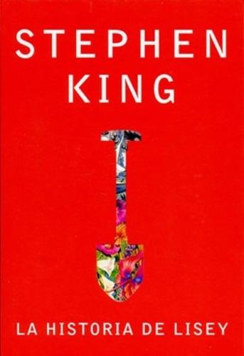 libro, la historia de lisey de stephen king.