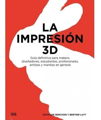 libro: la impresión 3d