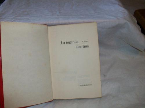 libro la ingenua libertina coltte españa 1969 oferta remate