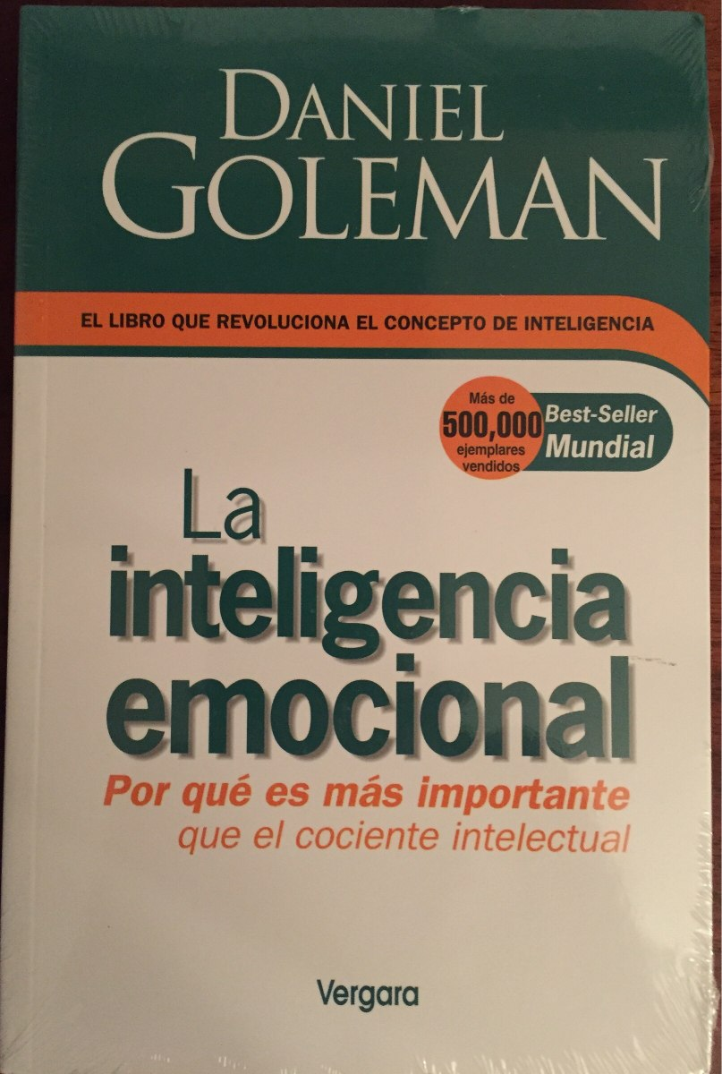 libro inteligencia emocional goleman pdf
