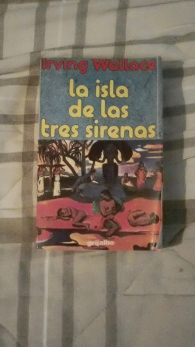 libro la isla de las sirenas, irving wallace.